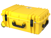 Seahorse Case Safety Yellow