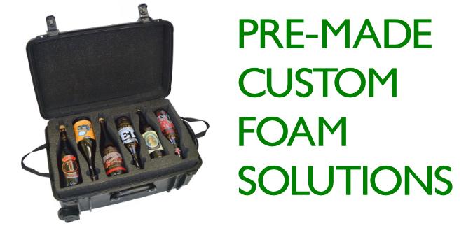 MyCaseBuilder Store - PreMade Custom Foam Solutions
