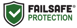 MyCaseBuilder FailSafe Protection Logo