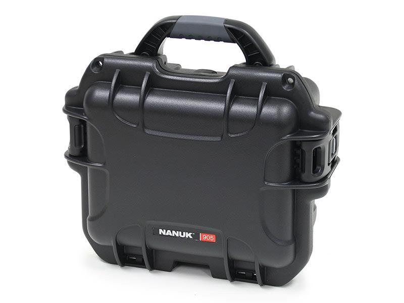 Nanuk 905 Black Closed