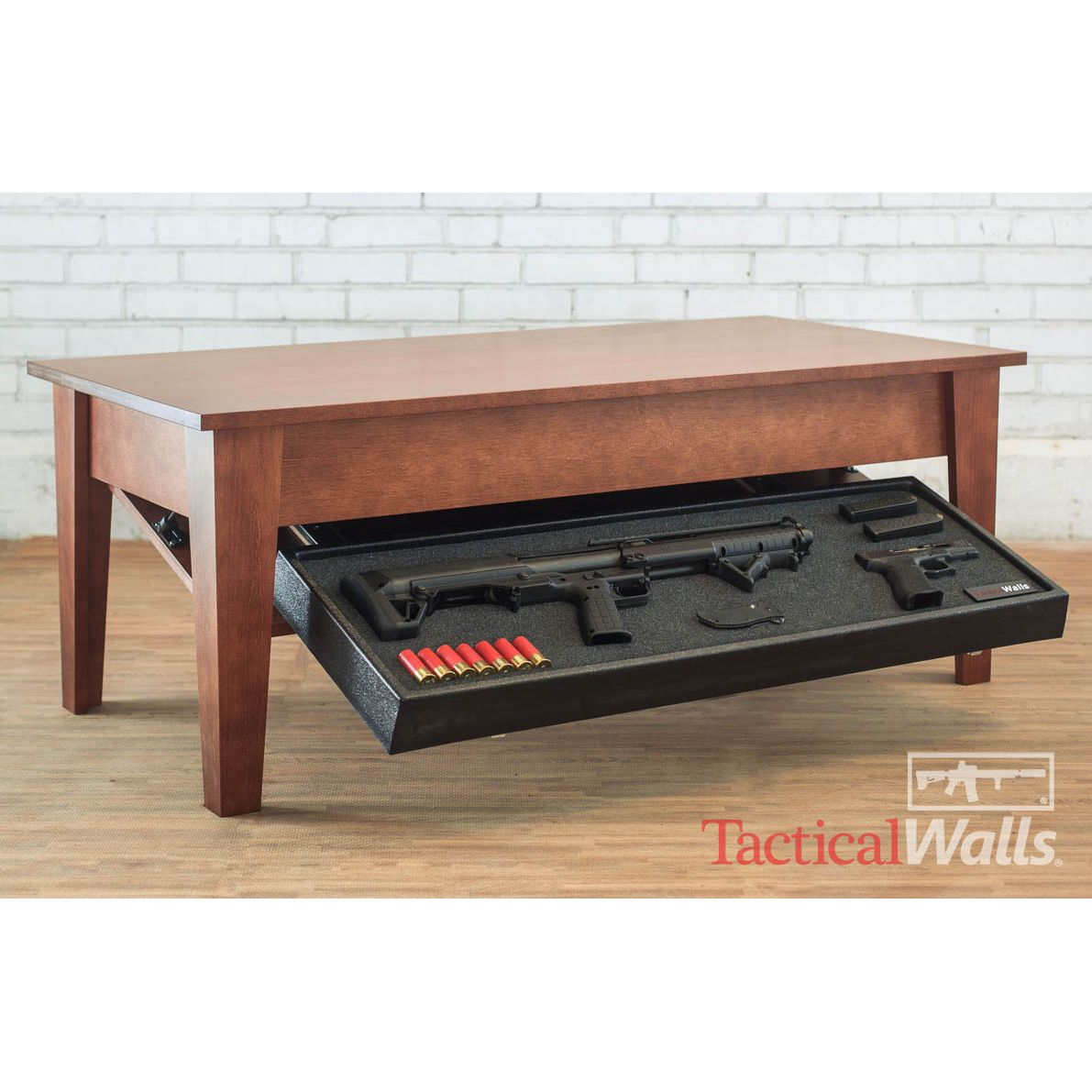 Tremendous Custom Foam Tactical Walls Concealment Coffee Table Onthecornerstone Fun Painted Chair Ideas Images Onthecornerstoneorg