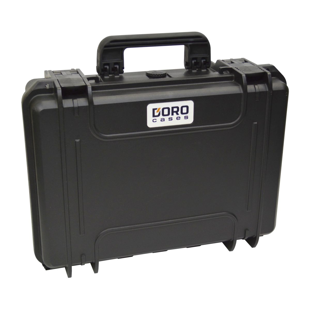 """12 x 3.5"""" SATA / PATA / IDE Hard Drive Storage Case - DORO D1611-6"""
