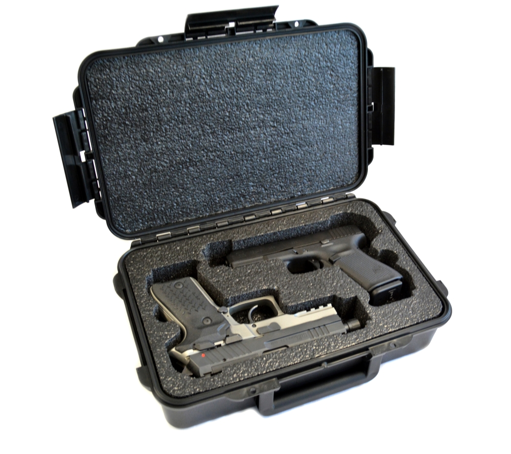 Arms Guard Double Pistol DORO Sport 400 Case