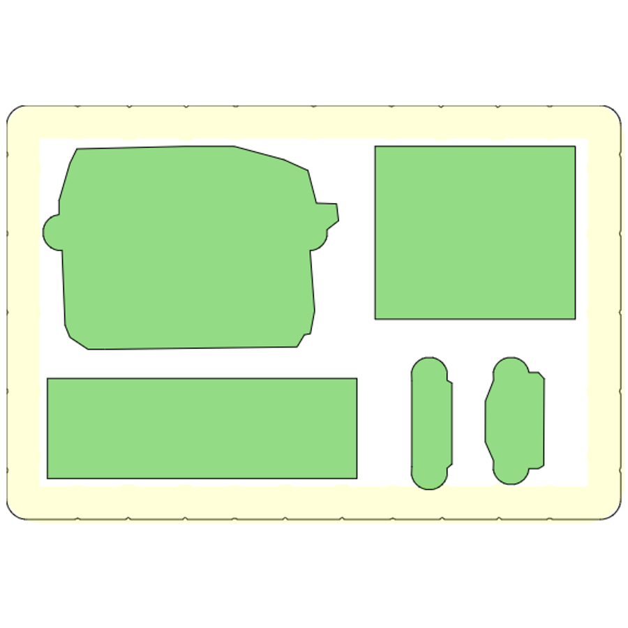 2D Top View