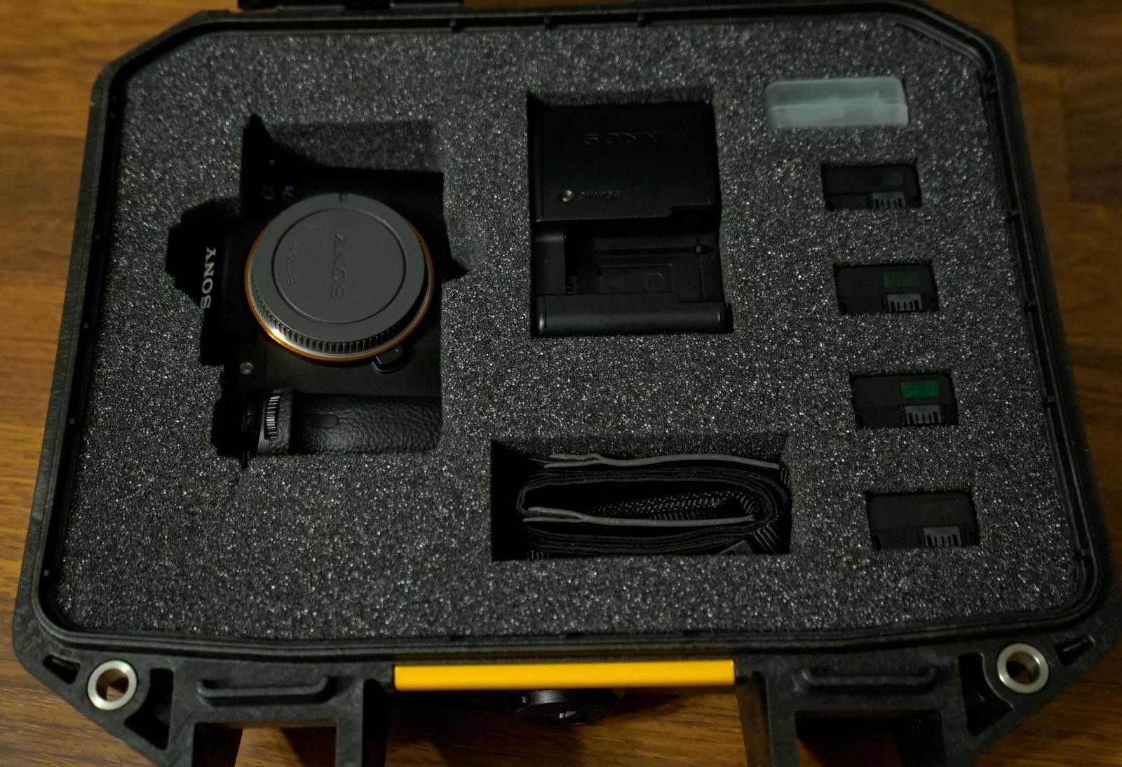 Sony A7S II Case0