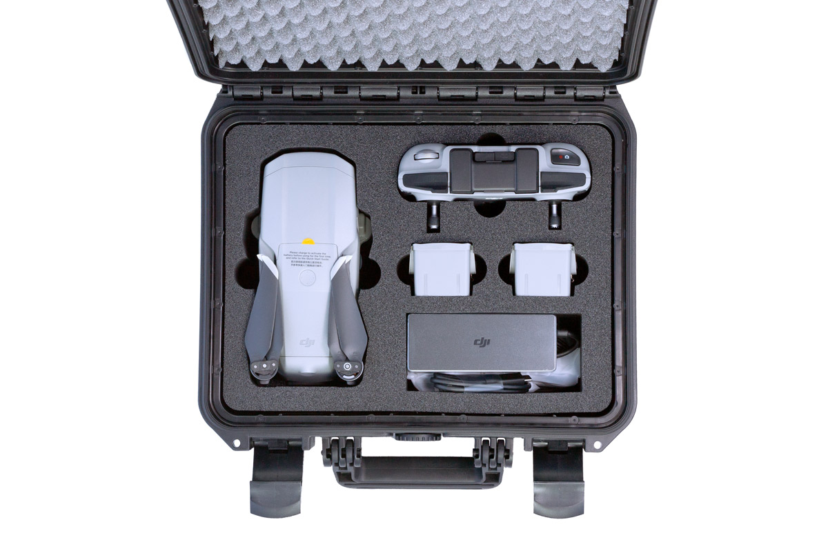 DJI Mavic Air in a Doro 1109-5 Case0