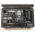 """DJI Mavic 2 with 7.48"""" CrystalSkyHPRC 2530 Case*USER DESIGNED*0"""