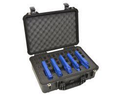 Arms Guard 5 Pistol Heavy Duty Pelican 1500 Case