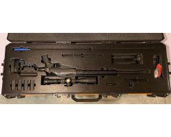 Tikka T3x Tac A1 in Gun Vault V8000