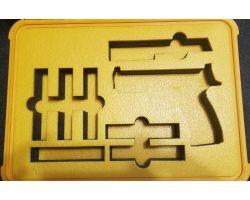 S&W M&P Case w/extras (Pelican 1450)0