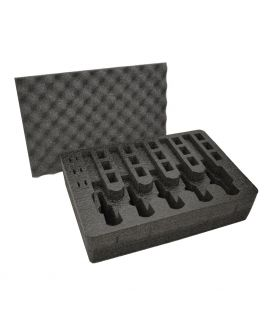 Arms Guard 5 Pistol Foam Insert (FOAM ONLY)