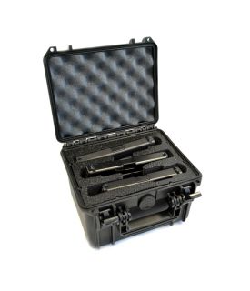 Arms Guard 3 Pistol Heavy Duty D0907-6 Case