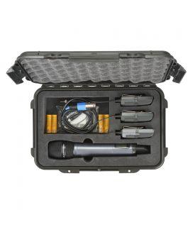 Sennheiser Microphone in a Doro Sport 400 Case