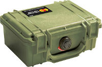 Pelican Case OD Green