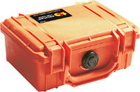 Pelican Case Orange